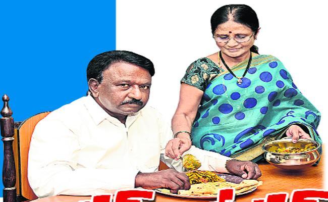 MLA V M Abraham Life Story - Sakshi
