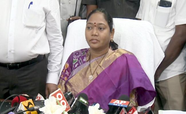 AP Home Minister warns Stern Action Against Harassment of Women - Sakshi