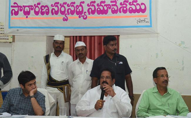 ZPTC Last Meeting In Khammam - Sakshi