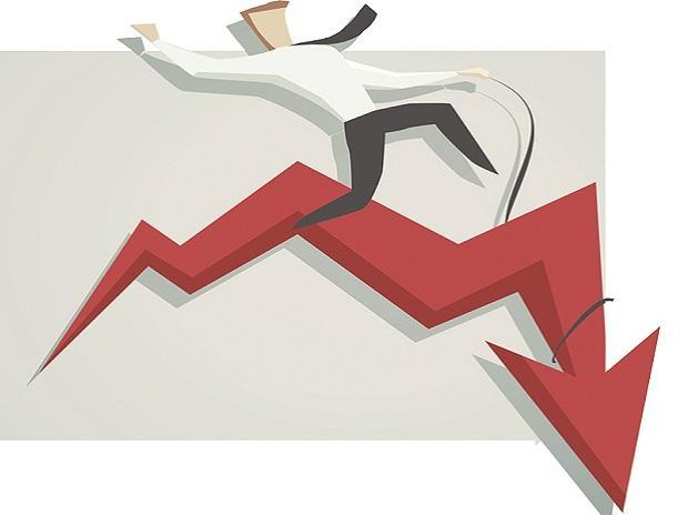 ADAG shares down; Reliance Infra dippedpost Q4 results - Sakshi