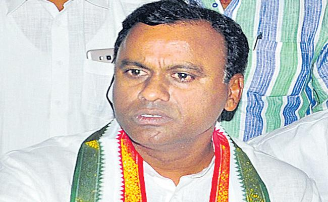 TPCC Likely To Issue Notice To Komatireddy Raj Gopal Reddy - Sakshi