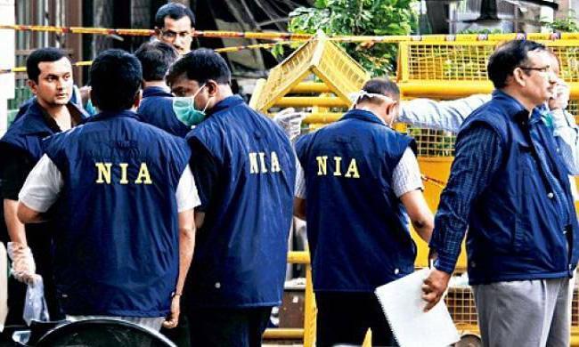 NIA Search Operation in Madurai - Sakshi