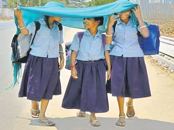 Half Day Schools Will Be For One More Week - Sakshi