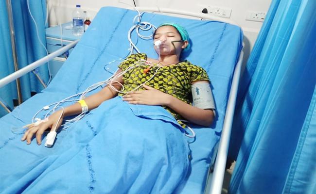 School Student Attempt Suicide In Ranastalam, Srikakulam District - Sakshi