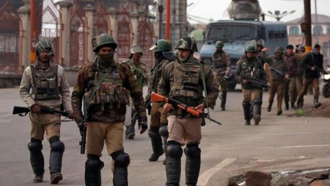 J&K on high alert after Pakistan warns India of Pulwama-style IED - Sakshi