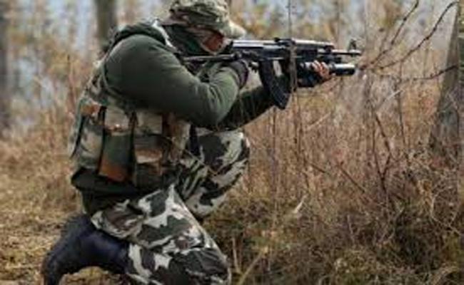 Anantnag Encounter One Major General Killed By Terrorists - Sakshi