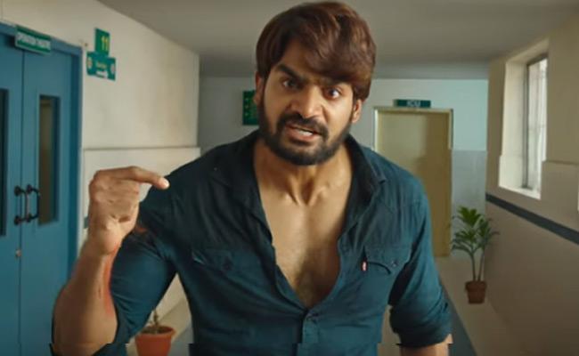 Karthikeya Guna 369 Movie Teaser Out - Sakshi