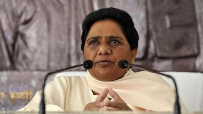 Mayawati Fires On Proposed Increase In Electricity Tariffs - Sakshi