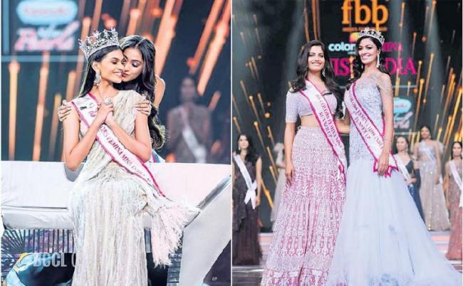 Suman Rao from Rajasthan Crowned Miss India 2019 - Sakshi