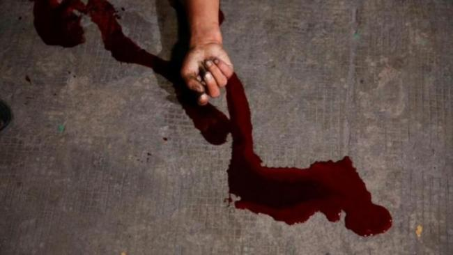 Priest Was Allegedly Attacked By A Man   - Sakshi