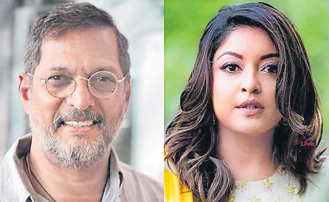 Nanapatekar Tanusree Datta Metoo Issue - Sakshi