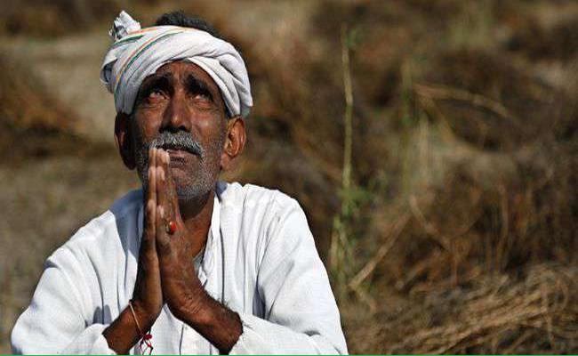 Karimnagar Farmers Waiting For Rains - Sakshi