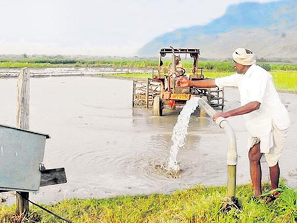 Preparations To Agricultural electricity for 9 hours during the day - Sakshi
