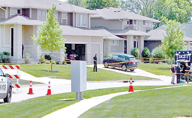 Four Telugu People Found Dead In Iowa USA - Sakshi