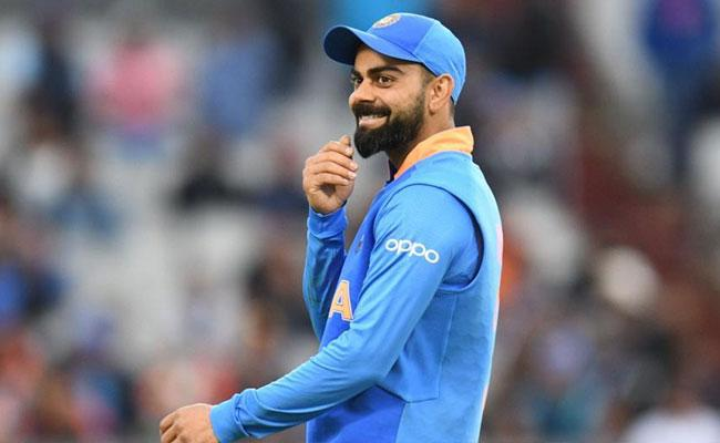 Kohli Shares Throwback Picture After Grand Victory Against Pakistan - Sakshi