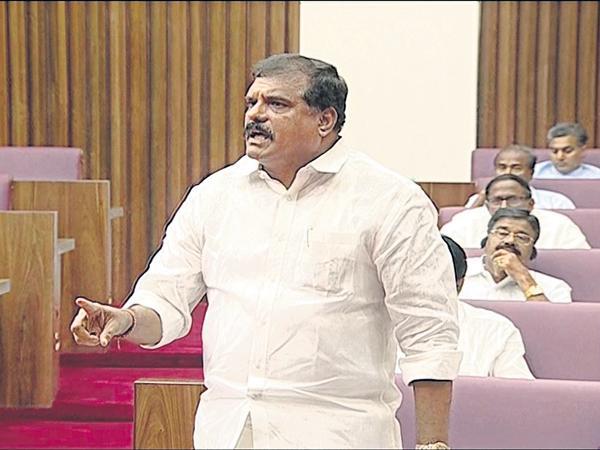 Make good suggestions as opposition says Botsa Satyanarayana - Sakshi