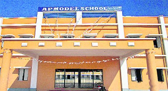 Model Schools For All Facilities - Sakshi
