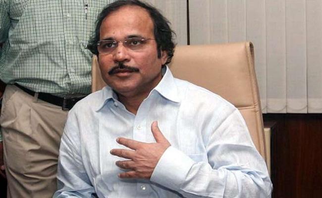 Congress Choose Adhir Ranjan Chowdhury As Its Lok Sabha Leader - Sakshi