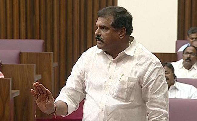 Botsa Satyanarayana Comments On YSR Pension Scheme - Sakshi