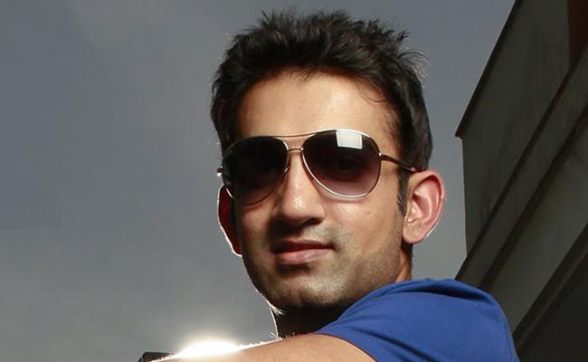 Gautam Gambhir Trolled Over India Pakistan World Cup Match - Sakshi