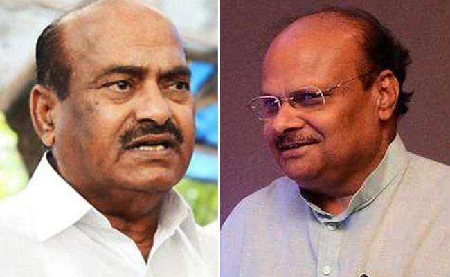 Yanamala Ramakrishnudu, JC Diwakar Reddy Comments - Sakshi