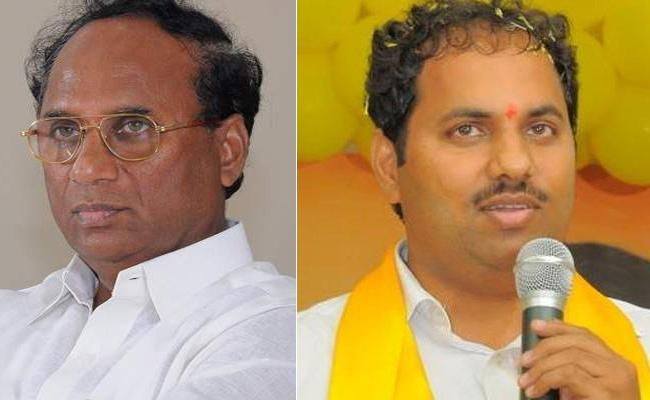 Case Against Kodela Shivaprasadarao Son - Sakshi