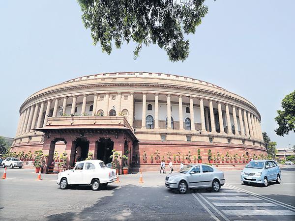 AP MPs Swearing in Lok Sabha - Sakshi