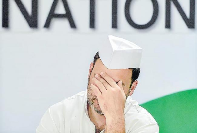 Rahul Gandhi duped by his core team of strategists in the general elections - Sakshi