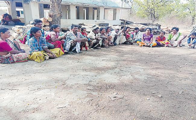 Sakshi Editorial On Adivasis Rights In Kagaznagar