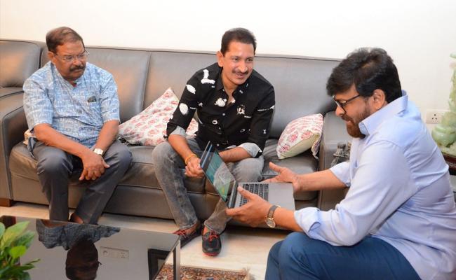 Chiranjeevi Launched Kousalya Krishnamurthy Movie Teaser - Sakshi