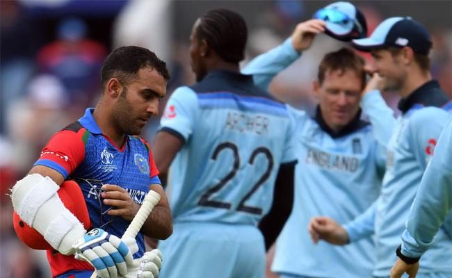 World Cup 2019 England Beat Afghanistan By 150 Runs - Sakshi