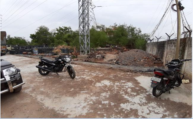 A Fight Between Police Department And Electricity Department About Sports Complex - Sakshi