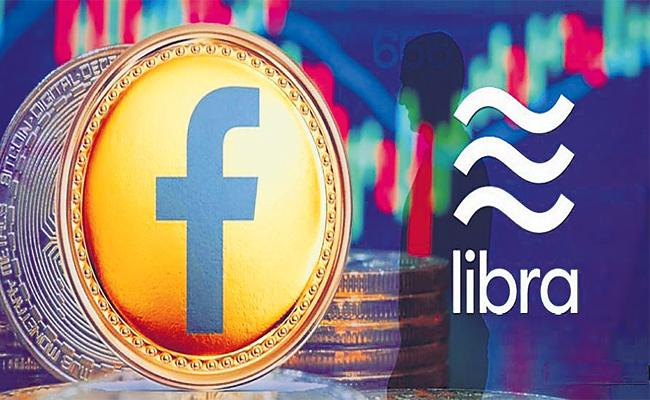 Cryptocurrency From Facebook - Sakshi