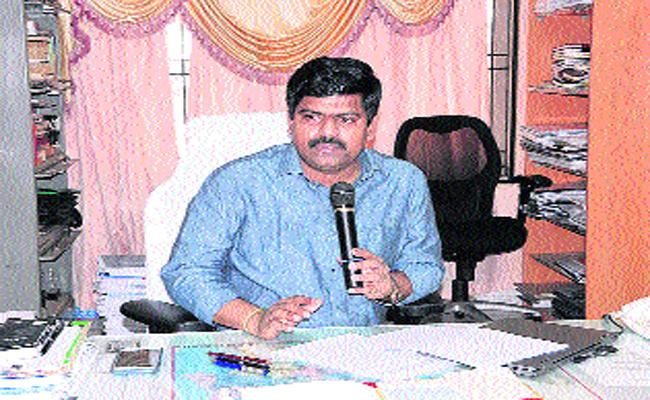 Only Preferential Officers Can Attend The Event Of Mee Kosam - Sakshi