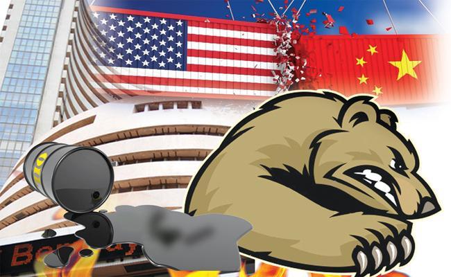 Trade War Between India And America - Sakshi