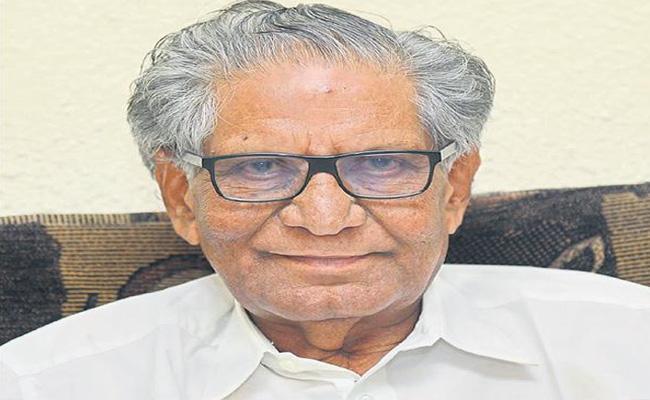 Ummareddy Venkateswarlu Comments On Chandrababu - Sakshi