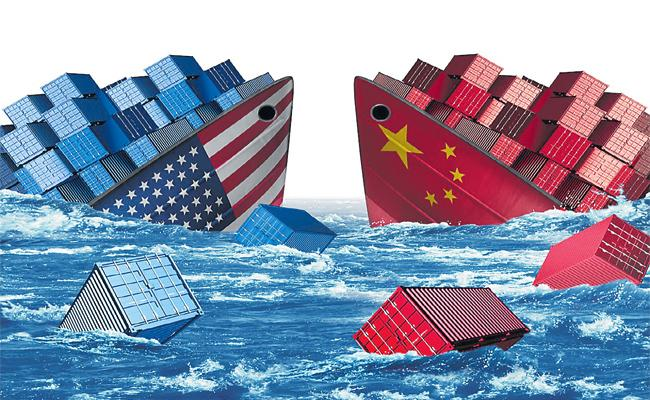 American Companies Warning to Donald Trump on China Tariff Hikes - Sakshi