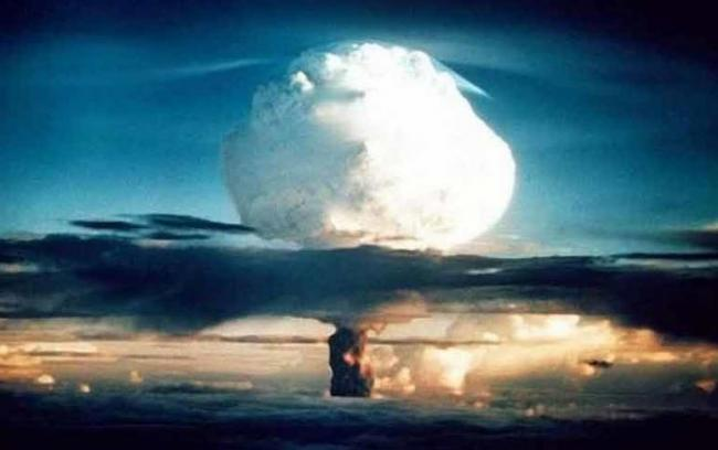 India, China, Pakistan increasing size of their nuclear arsenals - Sakshi