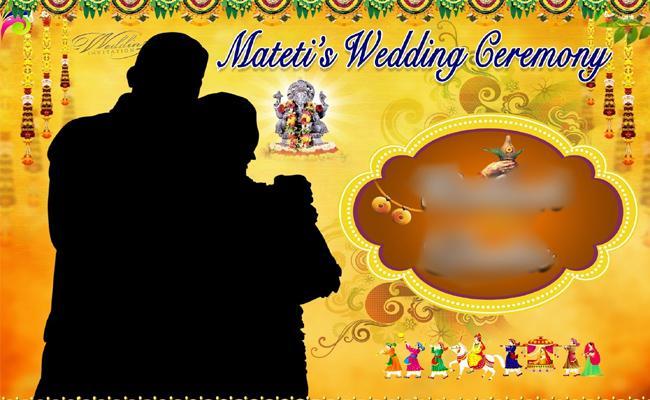 Marriage Stops When Wedding Banner Torn in Tamil nadu - Sakshi