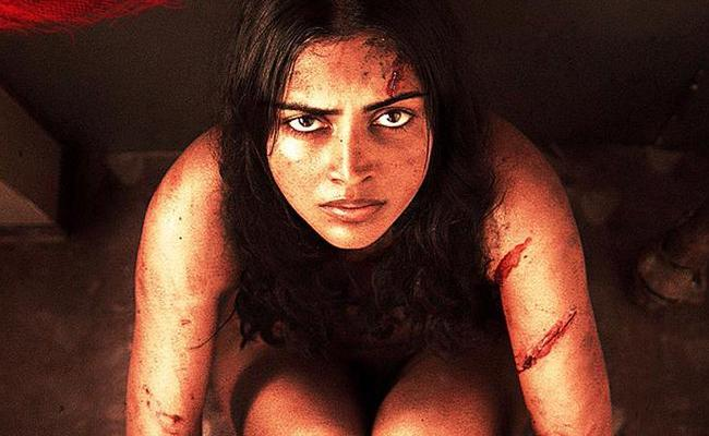 Amala Paul Shocking Look in Aame Teaser - Sakshi