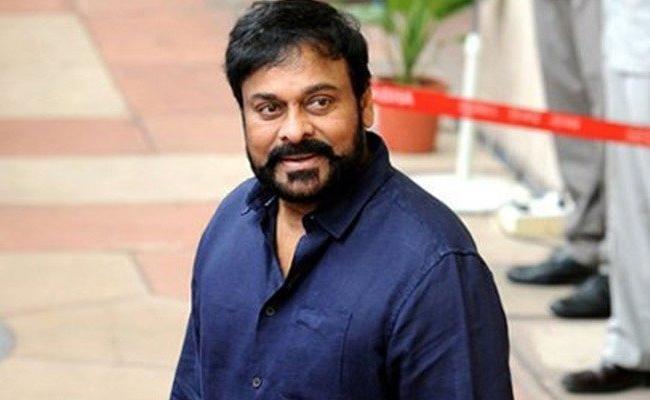 Chiranjeevi To Shed Weight For Koratala Siva Movie - Sakshi