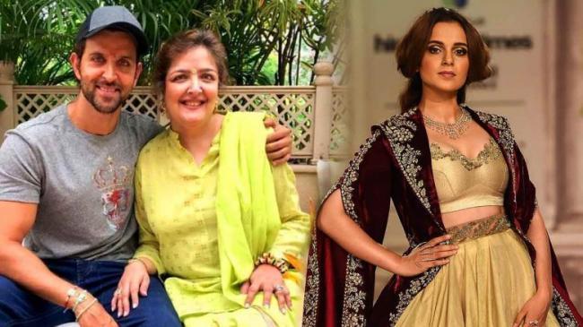 Rangoli Chandel Alleges Hrithik Roshan Family Physically Assaulting Sunaina - Sakshi