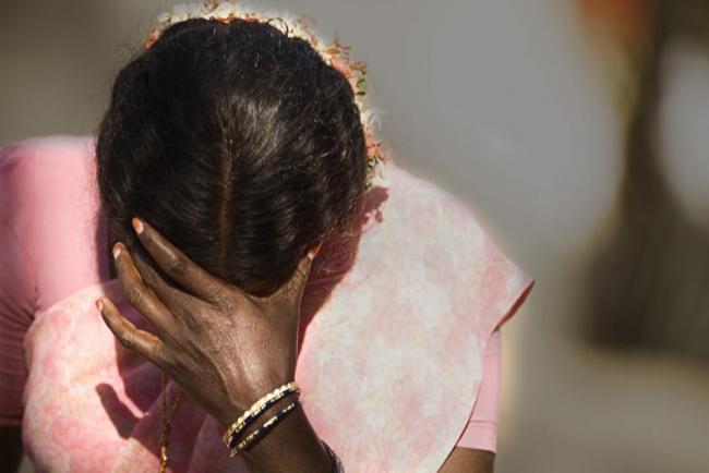 Teacher Expelled for Delivering Child after 4 months of Marriage - Sakshi