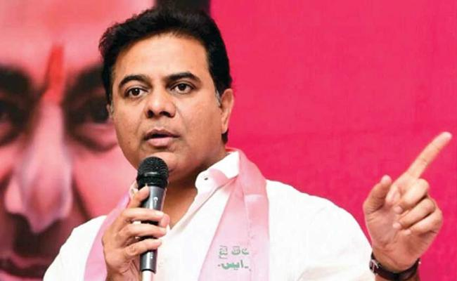 KTR Comments On PM Modi All Party Meeting In New Delhi - Sakshi