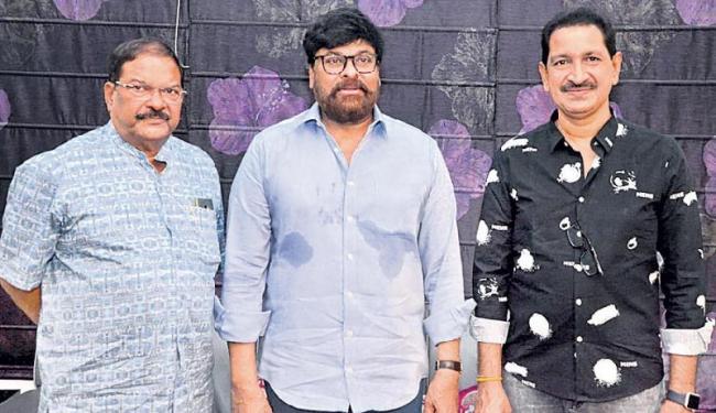 Megastar Chiranjeevi to launch Kousalya Krishnamurthy teaser - Sakshi