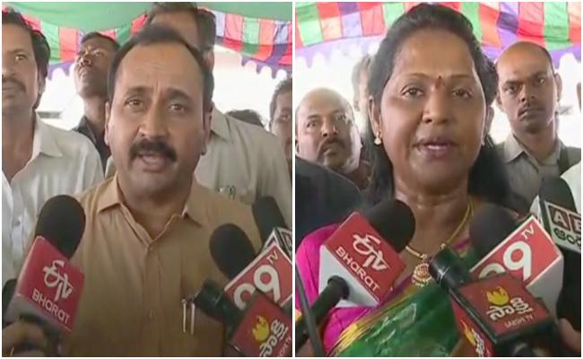 IF Need We Ask CBI Enquiry Said By Mangalagiri MLA Alla Rama Krishna Reddy  - Sakshi