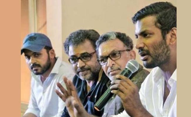 Nadigar Sangam elections cancelled - Sakshi
