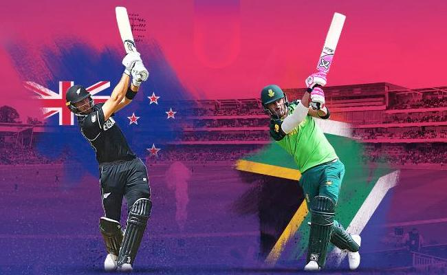 New Zealand Win Toss Opt To Field Against South Africa - Sakshi