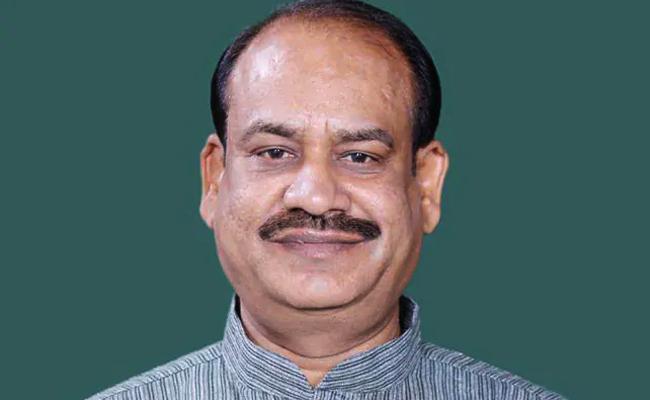 loksabha speaker om birla biography - Sakshi