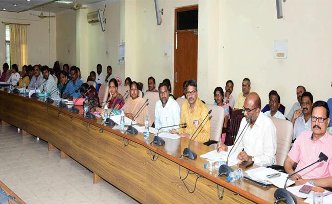 Arrangements For 2012 Palpitations In Telangana - Sakshi